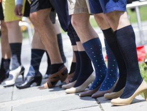 استفاده کفش پاشنه بلند توسط مردان از چه زمانی آغاز شد؟
