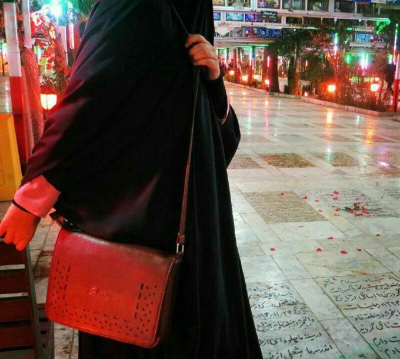 عکس پروفایل دختر چادری باحجاب و متن هایی زیبا درباره پوشش چادر
