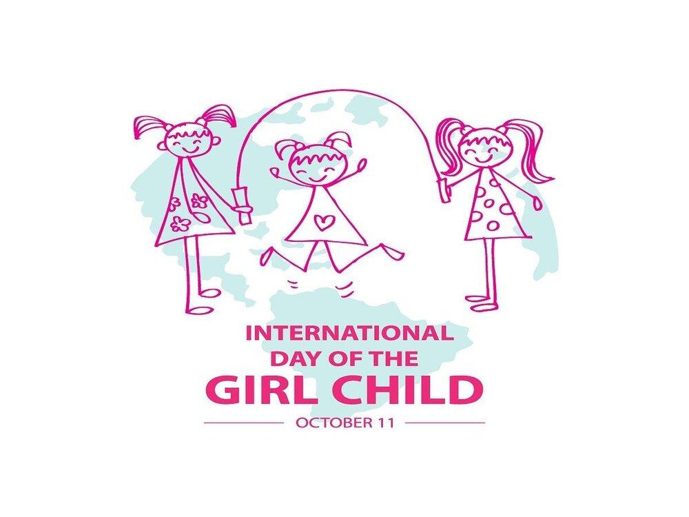 تاریخ روز جهانی دختر در سال 1400 چه روزی است؟