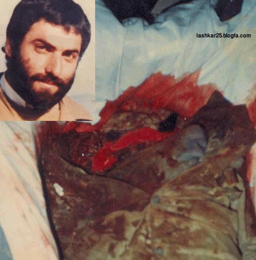 شهدای بی سر ایرانی از ابتدای جنگ تاکنون / تصاویر+18
