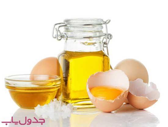 خواص روغن تخم مرغ و طرز تهیه آن در منزل